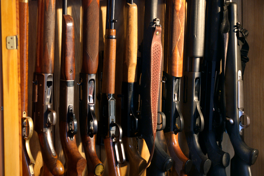 Gun makers are facing an 'uncertain environment' ahead