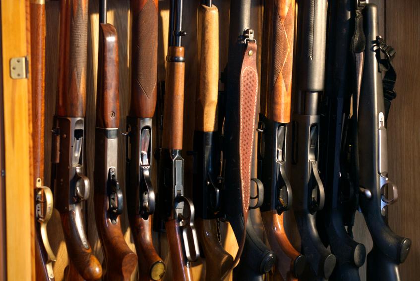 Gun makers are facing an 'uncertain environment' ahead