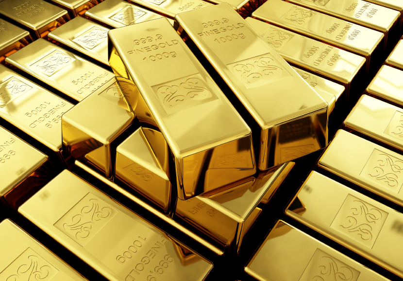 Gold up a 4th session to hold ground at three-month high