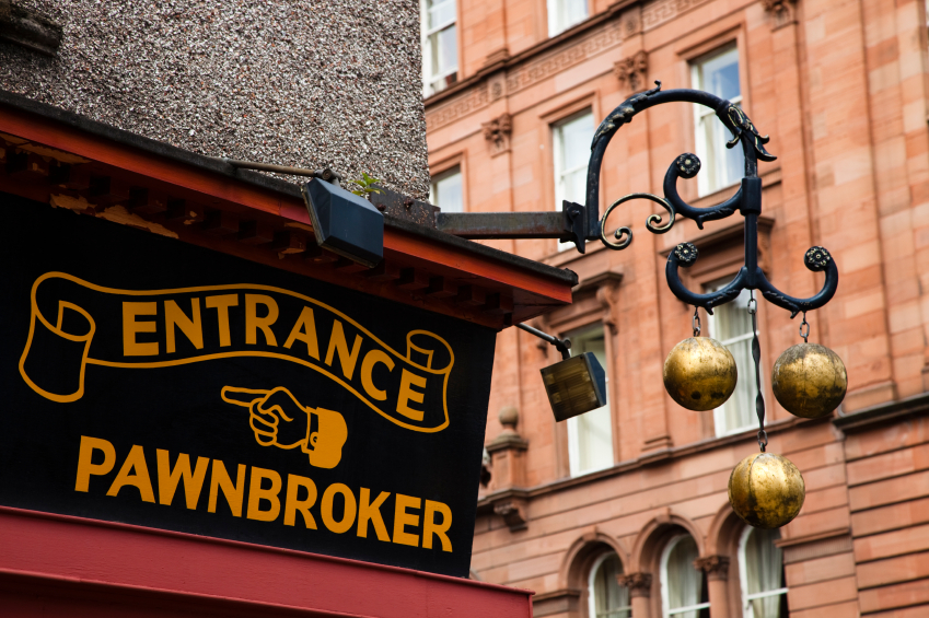Pawnbrokers Report Decrease in Retail Sales as Online Competition Grows and Buying Trends Shift