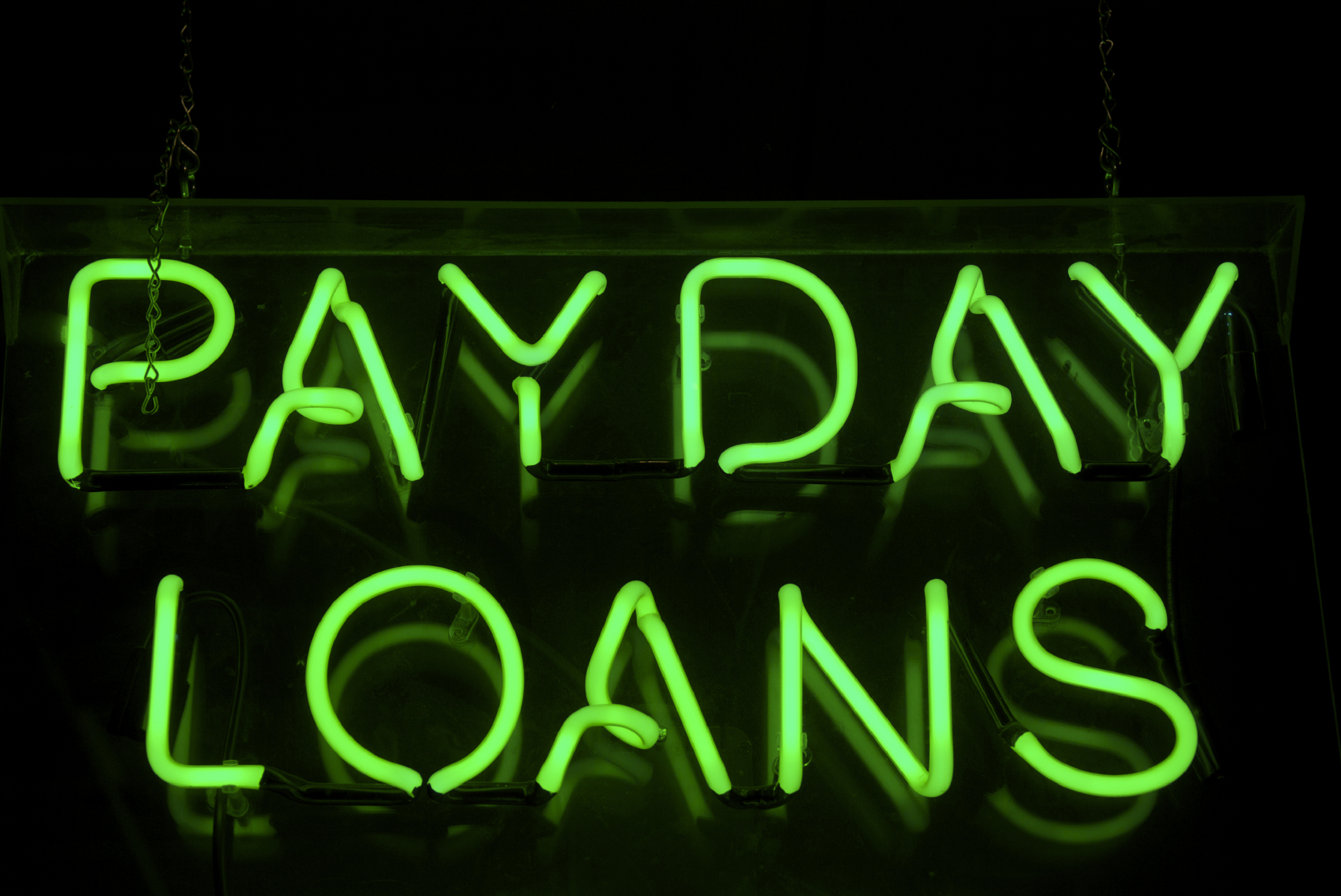 Letter: Most repay their payday loans without defaulting