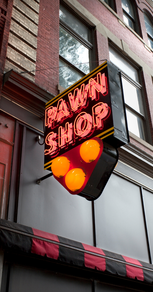 Pawn shop software helps police catch criminals