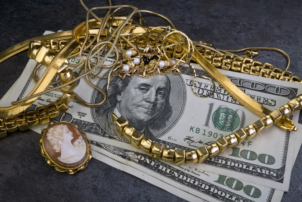 3 trends that are burying gold prices