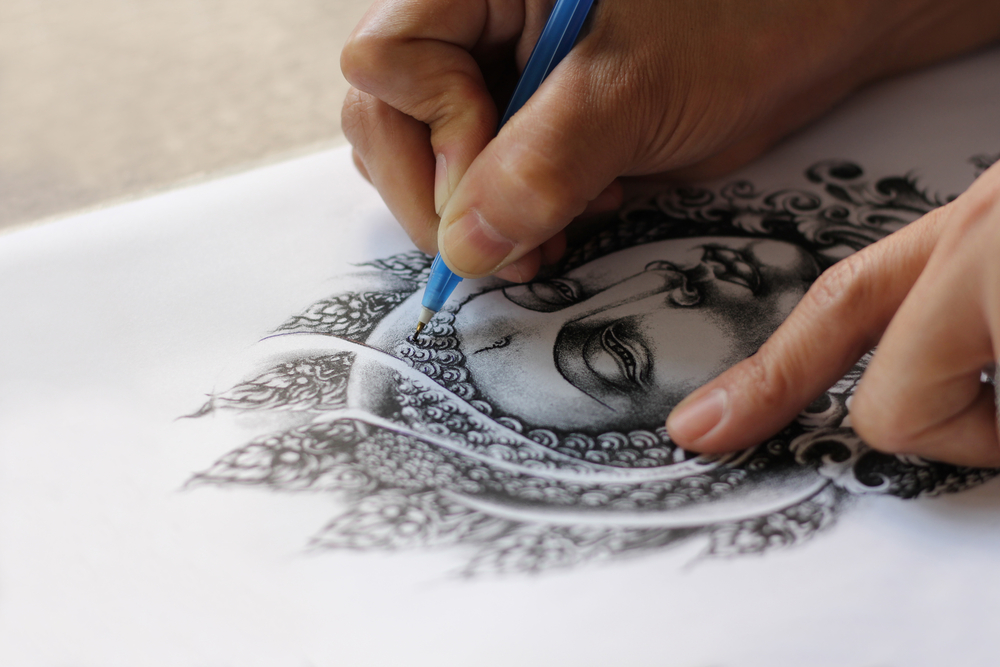 Tattoo art now hitting the auction block