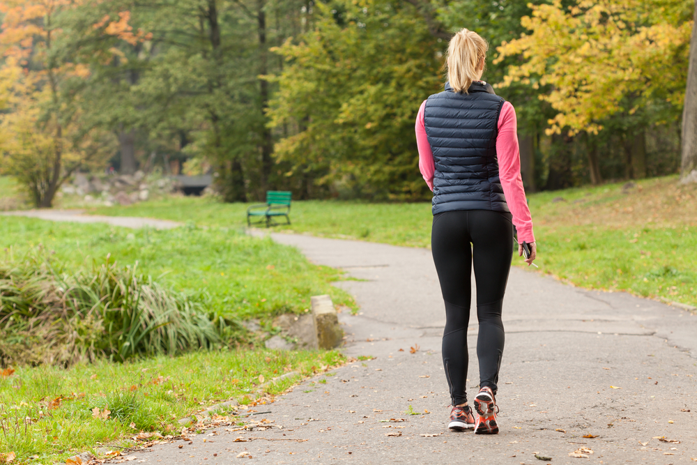 Try This 30-Day Walking Challenge
