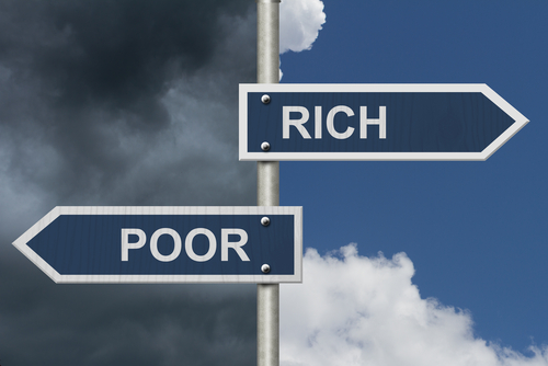 The high cost of being poor
