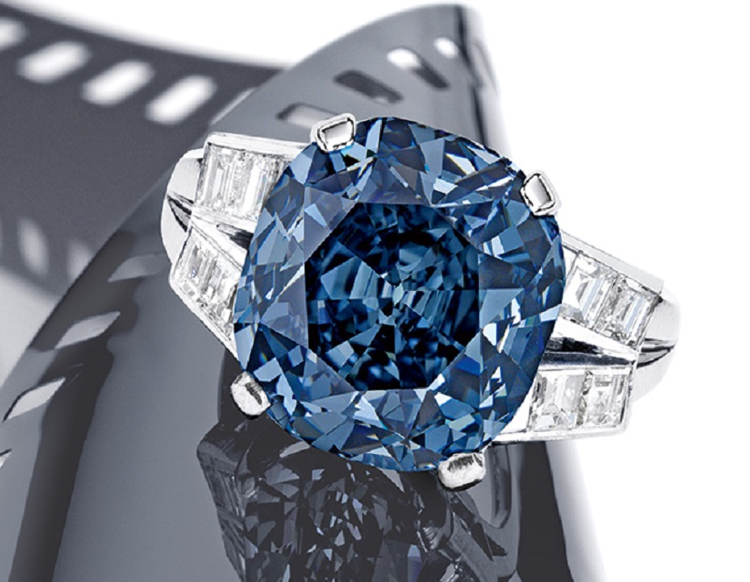 Why Blue Diamonds Are the New Rock Stars