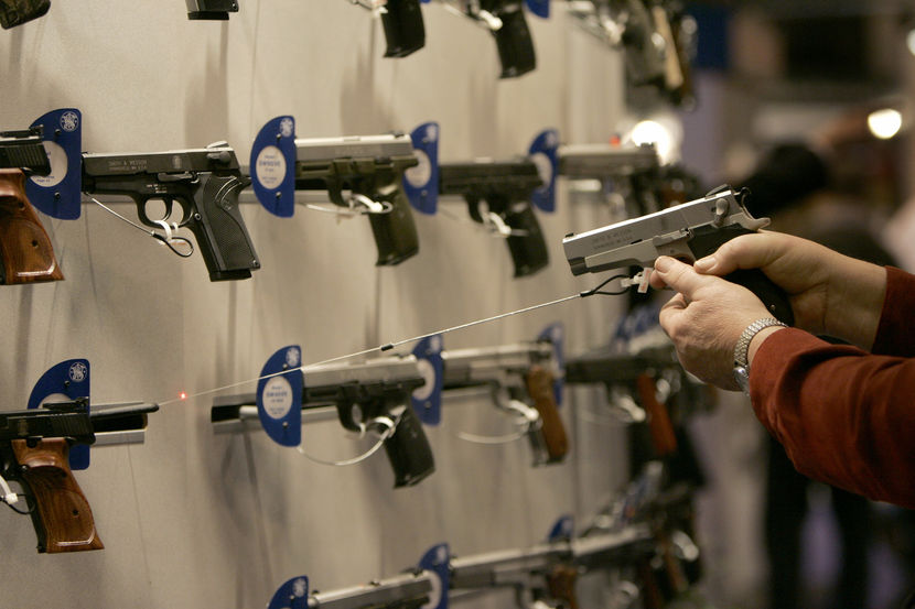 Congress to challenge gun ban for some mentally impaired