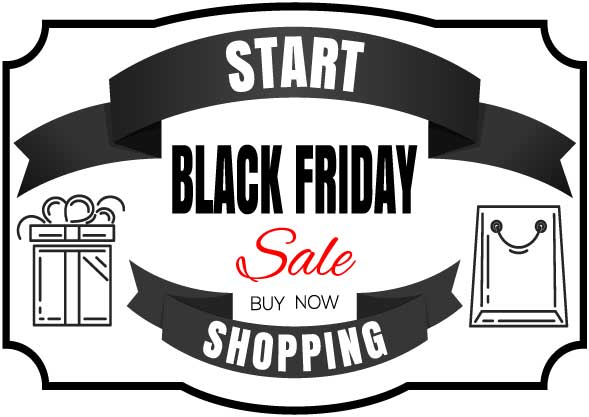 A Whimsical Look at the Comical War That Is Black Friday Sales