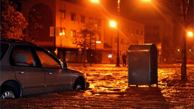 Riders on The Storm: Small Business Owners Must Learn to Deal with Disaster