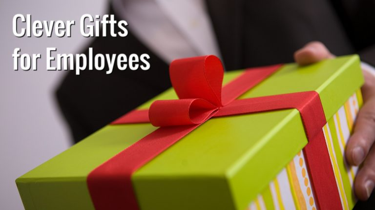 Clever Holiday Gift Ideas for Employees