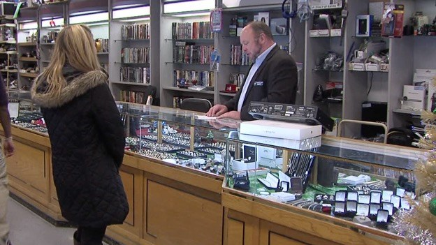 Pawn shop owner helps police bust thief