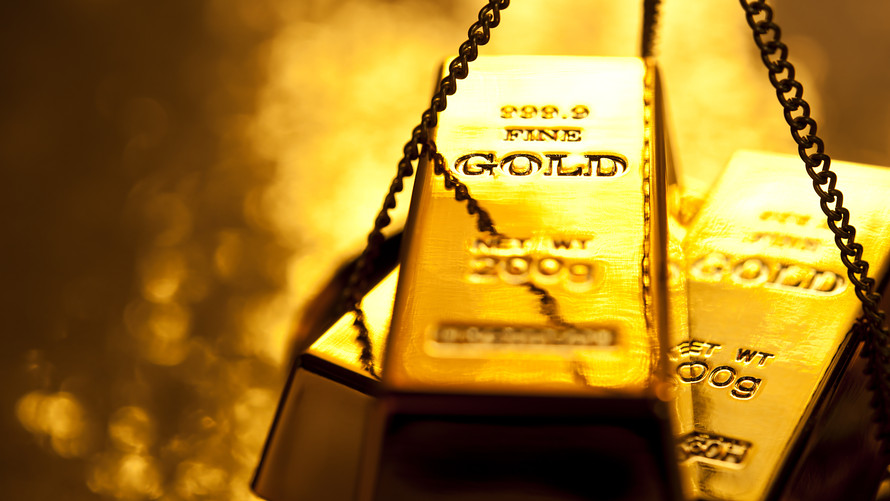 Gold ends at multiweek high after back-to-back advance