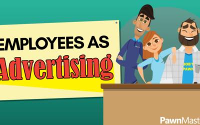 Employees as Advertising