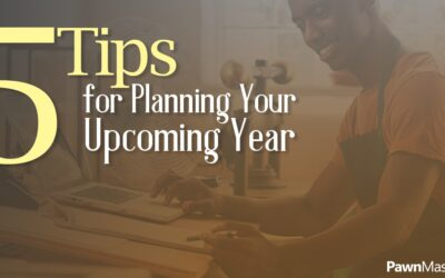 5 Tips for Planning Your Upcoming Year
