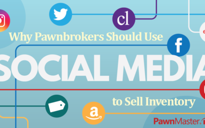 Why Pawnbrokers Should Use Social Media to Sell Inventory