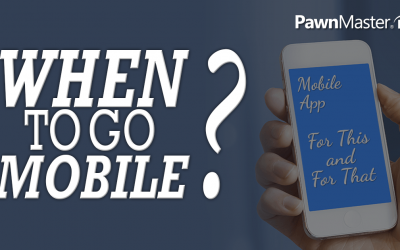 When to go Mobile?