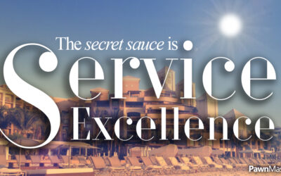 The Secret Sauce is Service Excellence