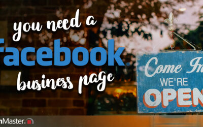 You NEED A Facebook Business Page