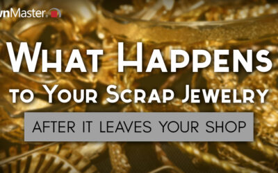 What Happens to Your Scrap Jewelry After It Leaves Your Shop?