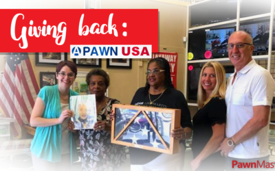 Giving Back – A Pawn USA
