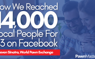 How We Reached 14,000 Local People for $3 on Facebook