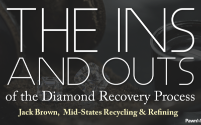 The Ins and Outs of the Diamond Recovery Process
