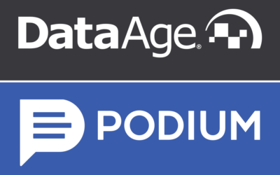 Data Age Business Systems Partners With Podium Customer Interaction Management