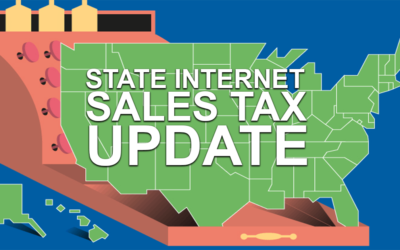 State Internet Sales Tax Update