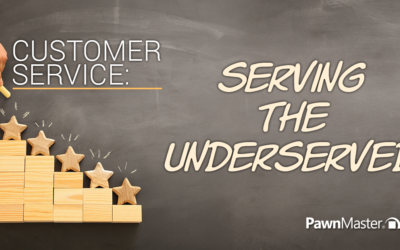 Customer Service: Serving the Under Served