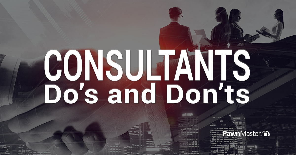 Consultant Do's and Don'ts