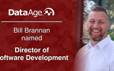 Bill Brannan Named Director of Software Development for Data Age