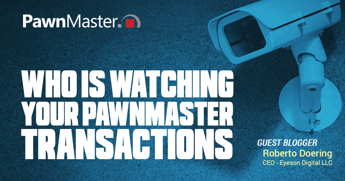 Guest Blog: Who's watching your POS?