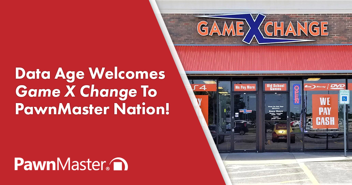 Data Age Welcomes Game X Change To PawnMaster Nation