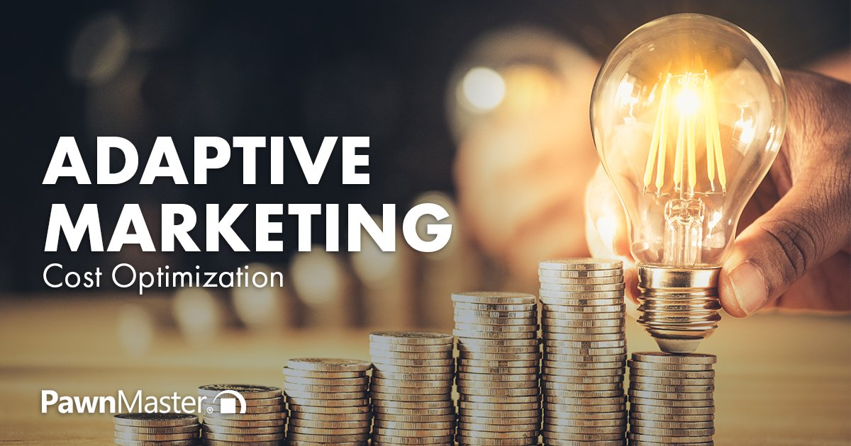 Adaptive Marketing, Part Four: Cost Optimization