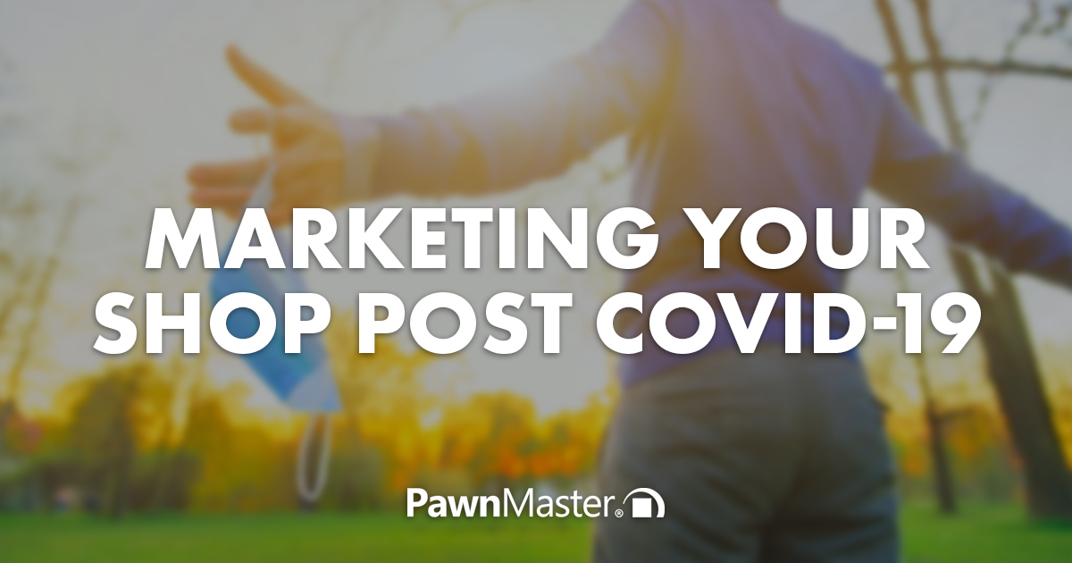 Marketing Your Shop Post Covid-19