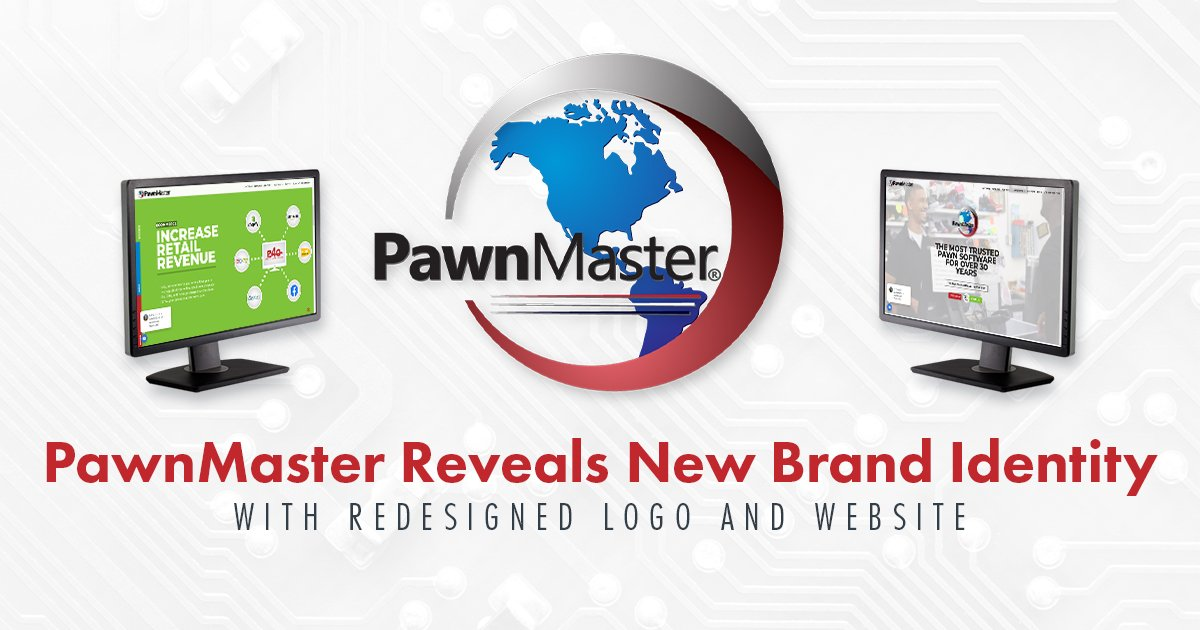PawnMaster Reveals New Brand Identity With Redesigned Logo And Website