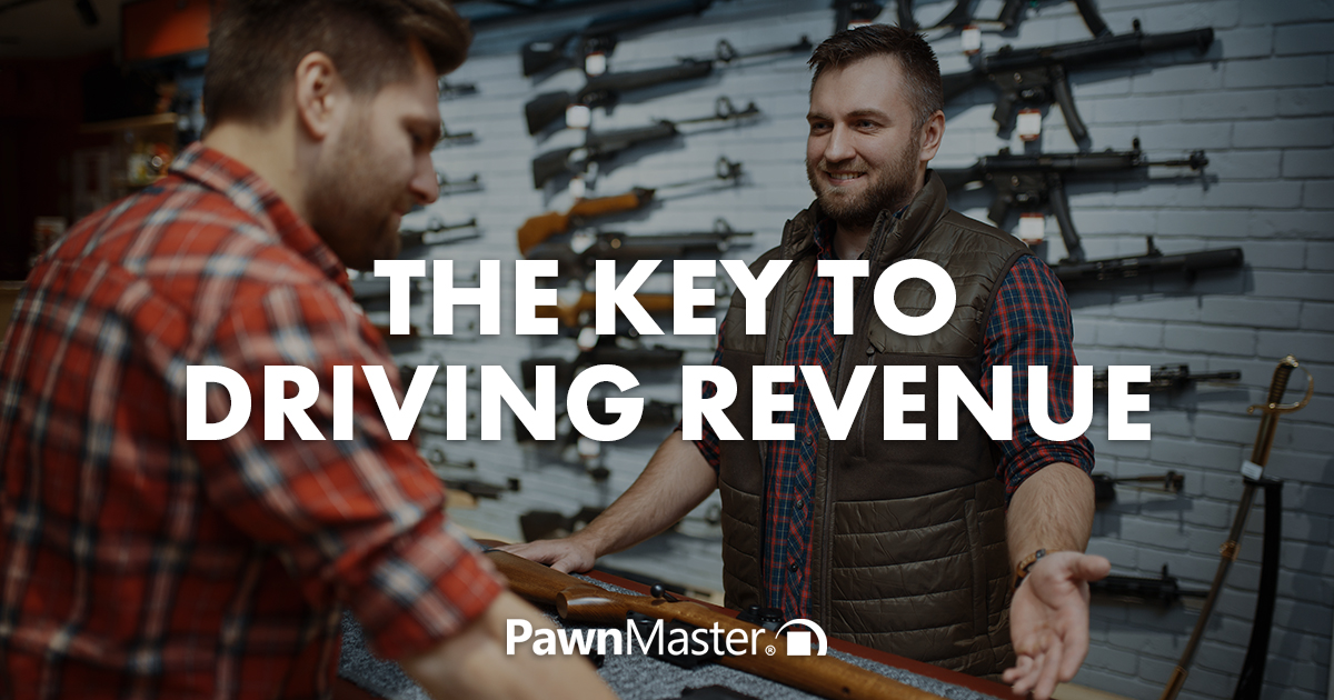 The Key to Driving Revenue